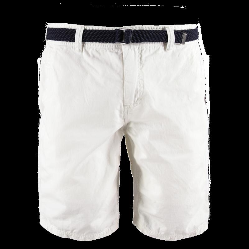Brunotti Cabber Men Walkshort (Wit) - HEREN SHORTS - Brunotti online shop