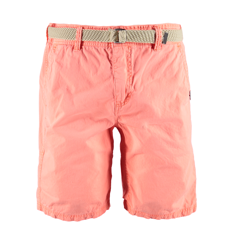 Brunotti Cabber Men Walkshort (Roze) - HEREN SHORTS - Brunotti online shop