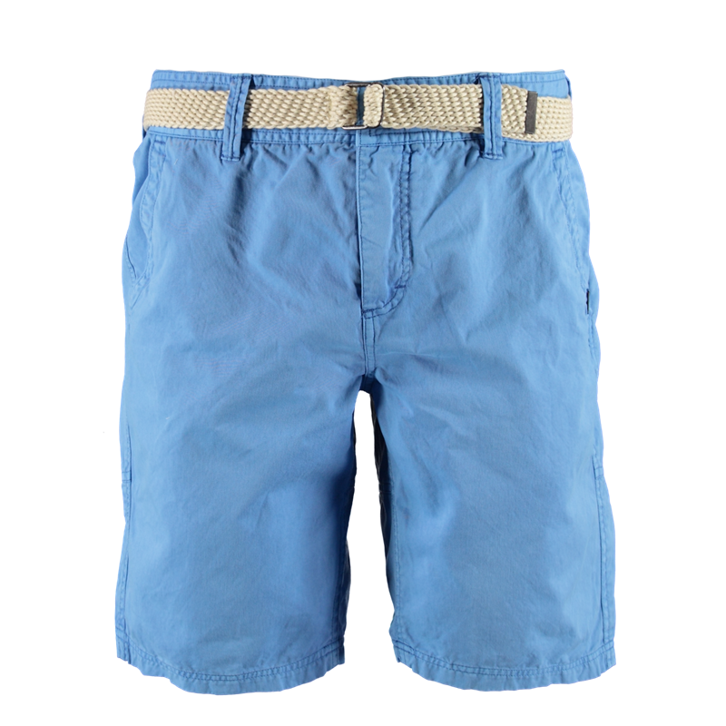 Brunotti Cabber Men Walkshort (Blauw) - HEREN SHORTS - Brunotti online shop