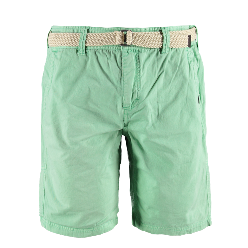 Brunotti Cabber Men Walkshort (Groen) - HEREN SHORTS - Brunotti online shop