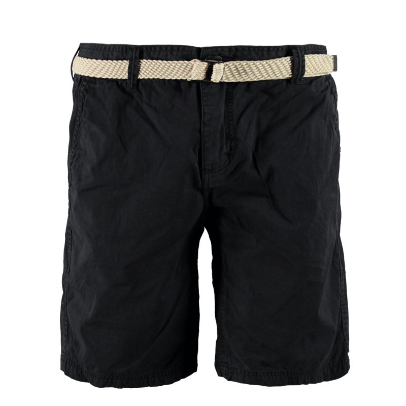 Brunotti Cabber Men Walkshort (Zwart) - HEREN SHORTS - Brunotti online shop