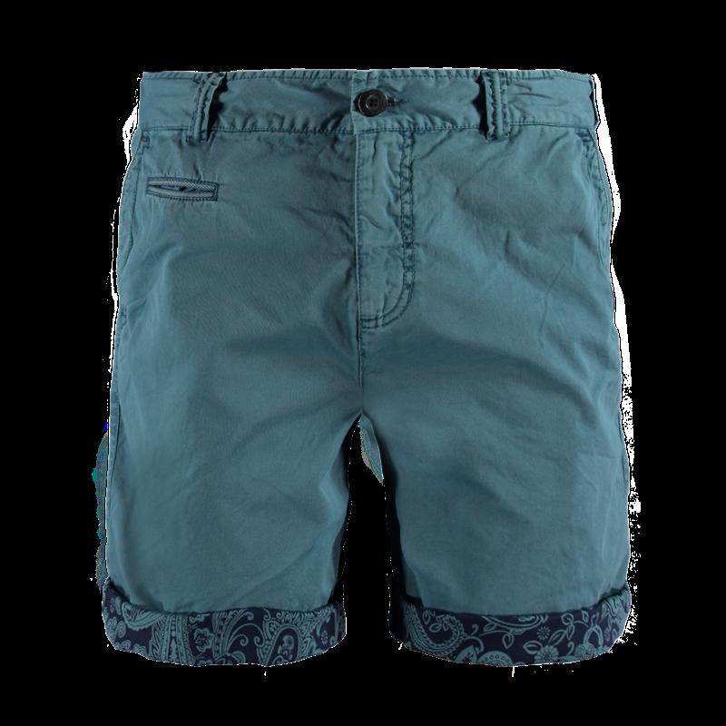 Brunotti Crewas Men Walkshort (Groen) - HEREN SHORTS - Brunotti online shop