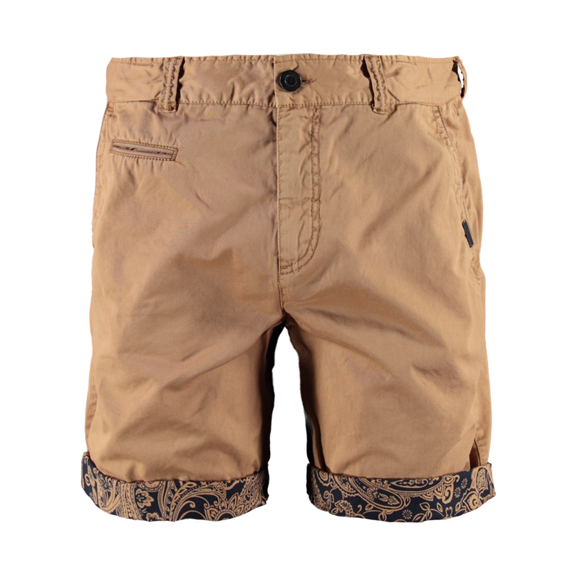 Brunotti Crewas Men Walkshort (Brown) - MEN SHORTS - Brunotti online shop