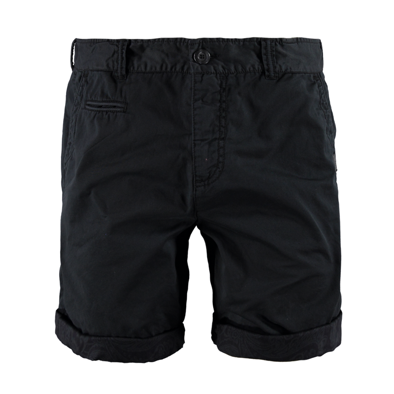 Brunotti Crewas Men Walkshort (Zwart) - HEREN SHORTS - Brunotti online shop