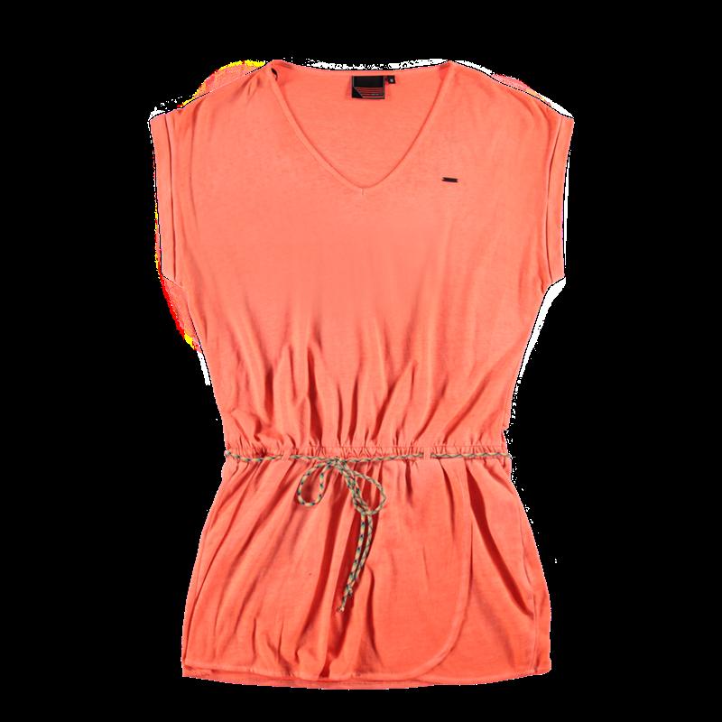 Brunotti Iomodoro Women Dress (Roze) - DAMES JURKEN & ROKKEN - Brunotti online shop