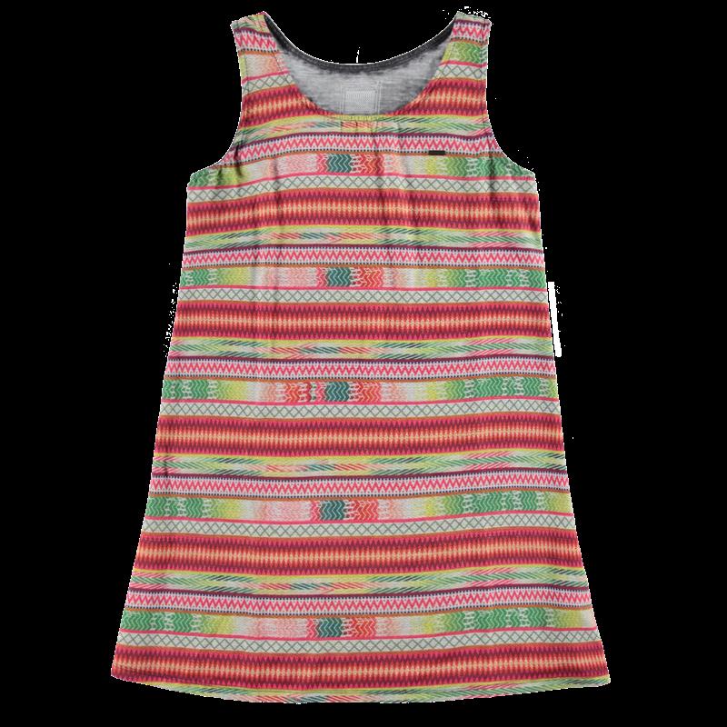 Brunotti Improvisa Women Dress (Roze) - DAMES JURKEN & ROKKEN - Brunotti online shop