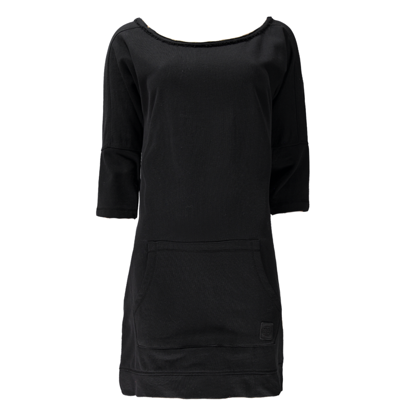Brunotti Iriatti Women Dress (Zwart) - DAMES JURKEN & ROKKEN - Brunotti online shop