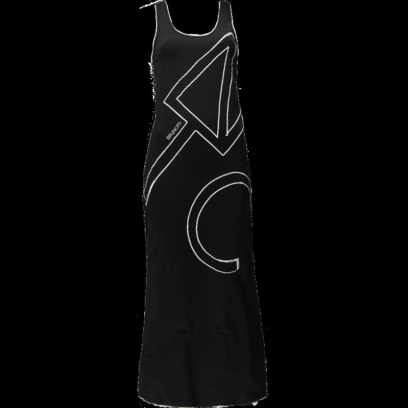 Brunotti Italiano Women Dress (Zwart) - DAMES JURKEN & ROKKEN - Brunotti online shop