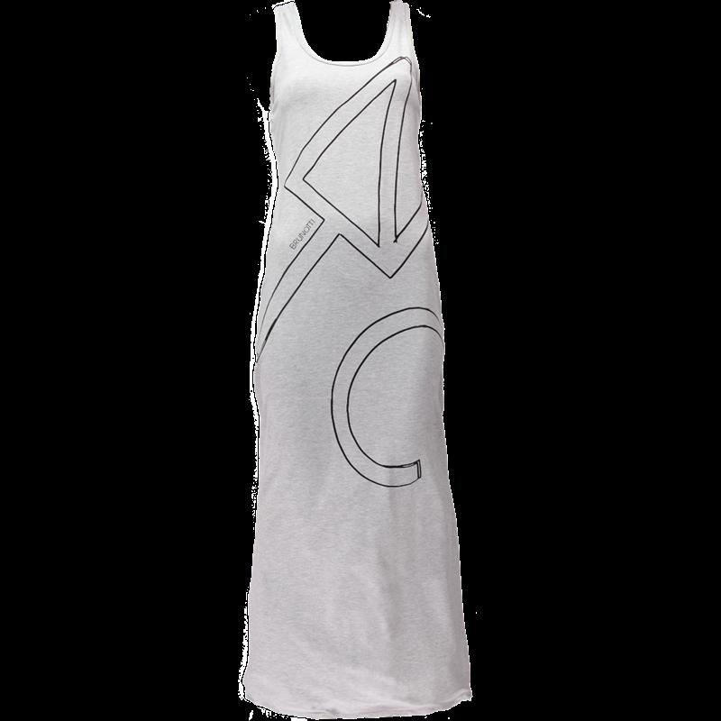 Brunotti Italiano Women Dress (Grijs) - DAMES JURKEN & ROKKEN - Brunotti online shop
