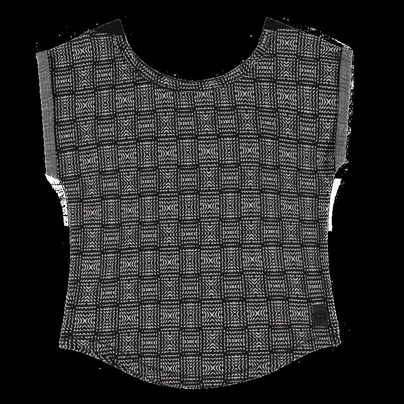 Brunotti Ulotti Women Sweat  (Zwart) - DAMES T-SHIRTS & TOPJES - Brunotti online shop