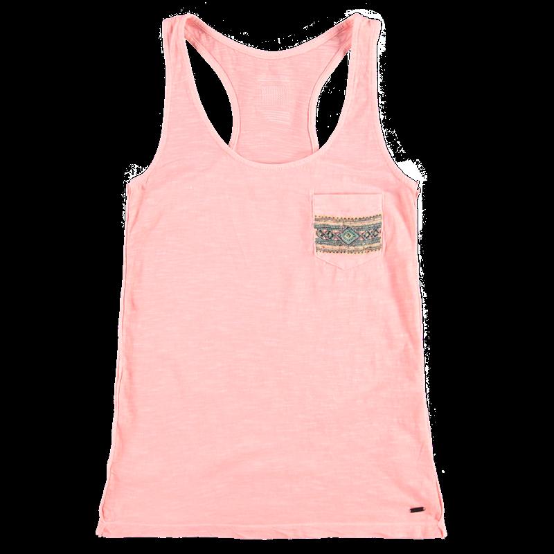 Brunotti Baciare Women Top (Roze) - DAMES T-SHIRTS & TOPJES - Brunotti online shop