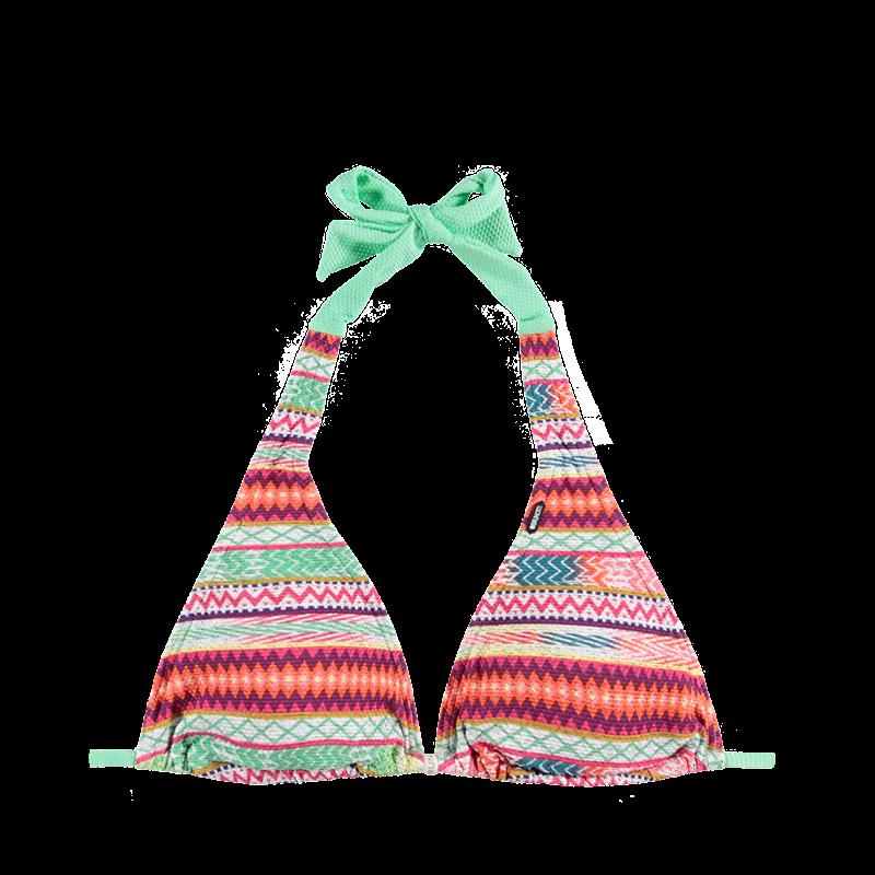Brunotti Sabaglione AO-125 Women Bikini Top (Roze) - DAMES BIKINI'S - Brunotti online shop