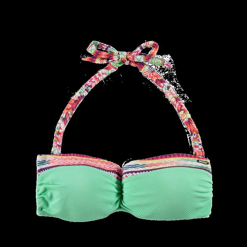 Brunotti Saltimbocca AO-125 Women Bikini Top (Groen) - DAMES BIKINI'S - Brunotti online shop