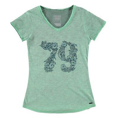 Brunotti Bedia Women T-shirt. Beschikbaar in: L,XXL (161226903-0625)