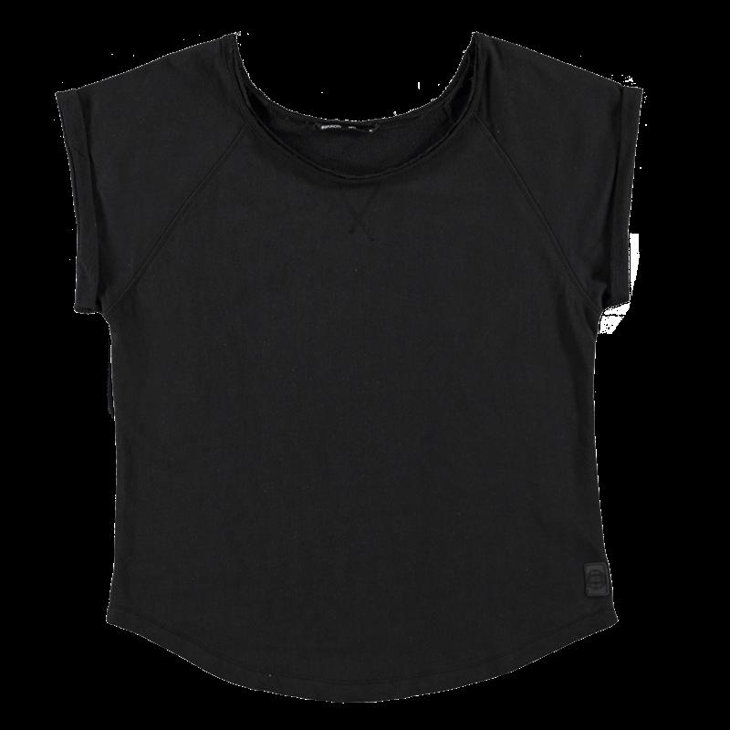 Brunotti Belotti Women T-shirt (Zwart) - DAMES T-SHIRTS & TOPJES - Brunotti online shop