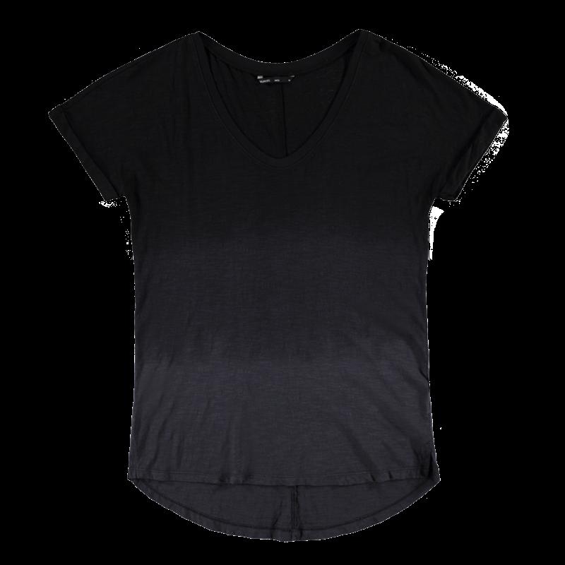 Brunotti Bolellie Women T-shirt (Zwart) - DAMES T-SHIRTS & TOPJES - Brunotti online shop