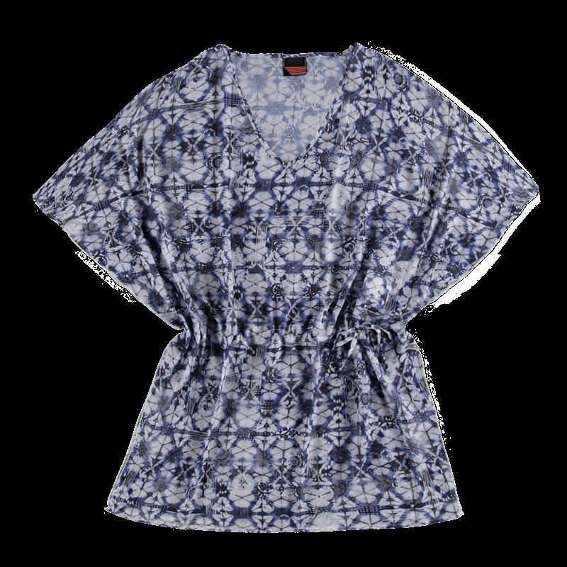 Brunotti Kadira Women Tunic (Blauw) - DAMES TUNIEKEN - Brunotti online shop