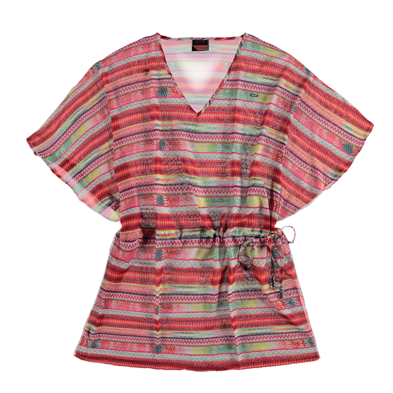 Brunotti Kadira Women Tunic (Roze) - DAMES TUNIEKEN - Brunotti online shop