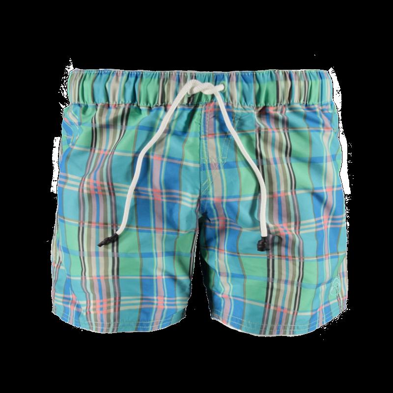 Brunotti Calber  JR Boys Short (Groen) - JONGENS ZWEMSHORTS - Brunotti online shop
