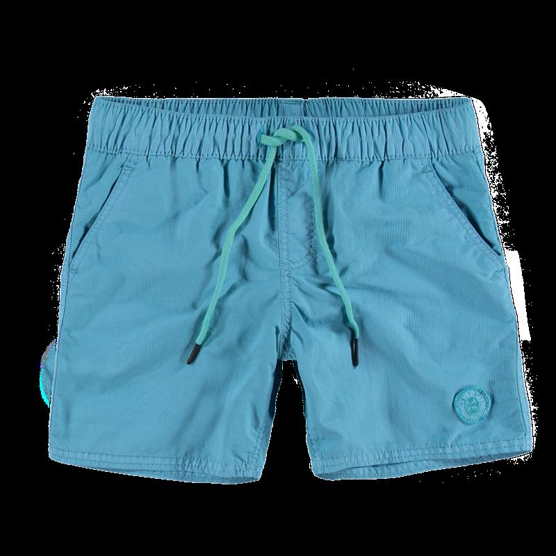 Brunotti Campy JR Boys Short (Blauw) - JONGENS ZWEMSHORTS - Brunotti online shop