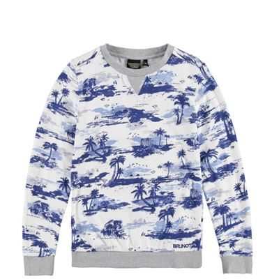 Brunotti Normando JR Boys Sweat. Available in 140,152,164,176 (161236103-004)