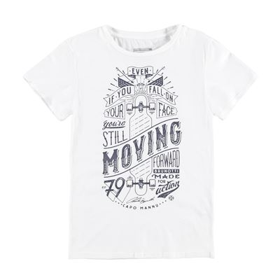 Brunotti Adams JR P-118 Boys T-shirt. Beschikbaar in: 140 (161236914-000)