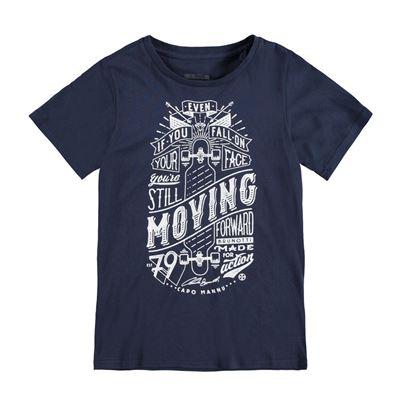 Brunotti Adams JR P-118 Boys T-shirt. Beschikbaar in 116,140,152,164 (161236914-050)