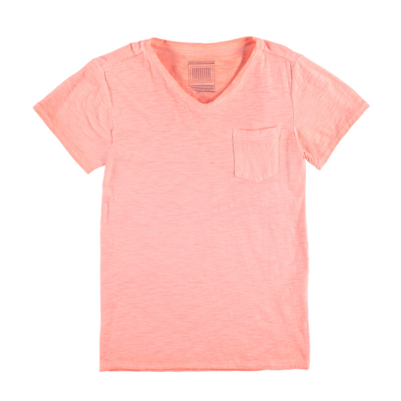 Brunotti Avole JR Boys T-shirt (Roze) - JONGENS T-SHIRTS & POLO'S - Brunotti online shop