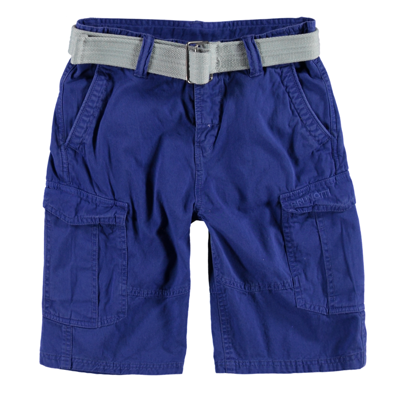 Brunotti Cammer JR Boys Walkshort (Blauw) - JONGENS SHORTS - Brunotti online shop