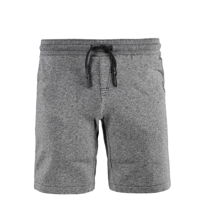 Brunotti Cosmos JR Boys Sweat Short (Zwart) - JONGENS SHORTS - Brunotti online shop