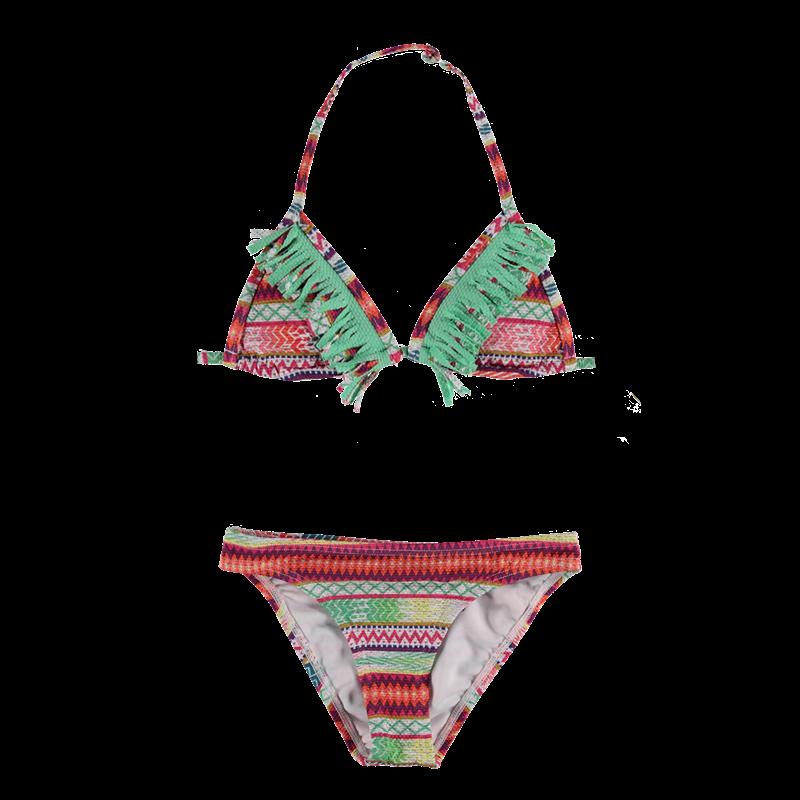Brunotti Sanimando JR Girls Bikini (Roze) - MEISJES BIKINI'S - Brunotti online shop