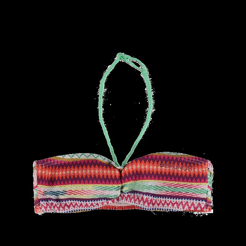 Brunotti Sancora JR Girls Bikini Top (Roze) - MEISJES BIKINI'S - Brunotti online shop