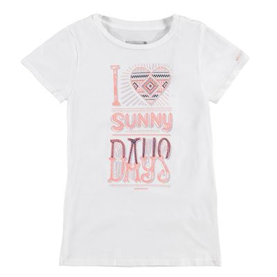 Brunotti Badiga JR P-156 Girls T-shirt. Available in 140 (161246910-000)