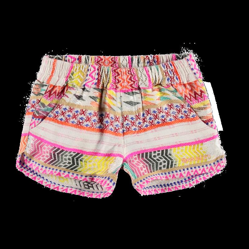 Brunotti Gravela JR Girls Walkshort (Roze) - MEISJES SHORTS - Brunotti online shop