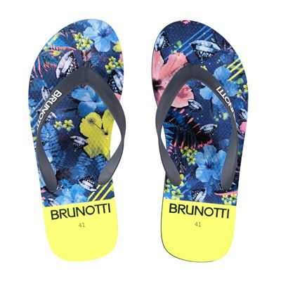 Brunotti Entonio Men Slippers. Available in 40,41,42,43,45,46 (161315101-050)
