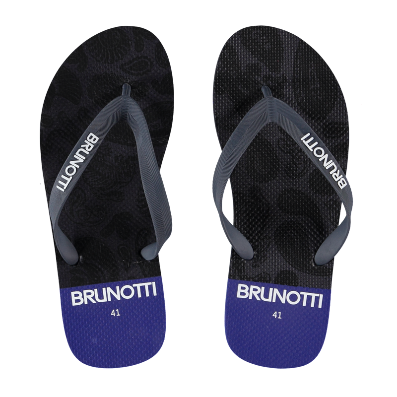 Brunotti Errani Men Slippers (Blauw) - HEREN SLIPPERS - Brunotti online shop