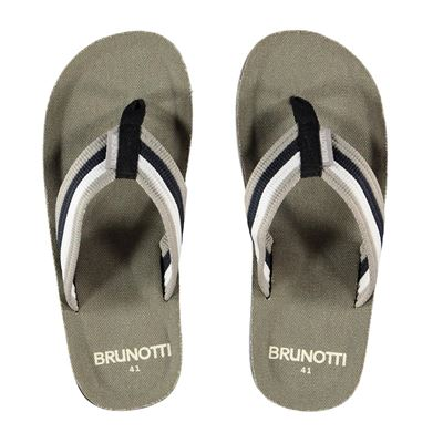 Brunotti Erilio Men Slippers. Beschikbaar in 40,46 (161315108-0847)