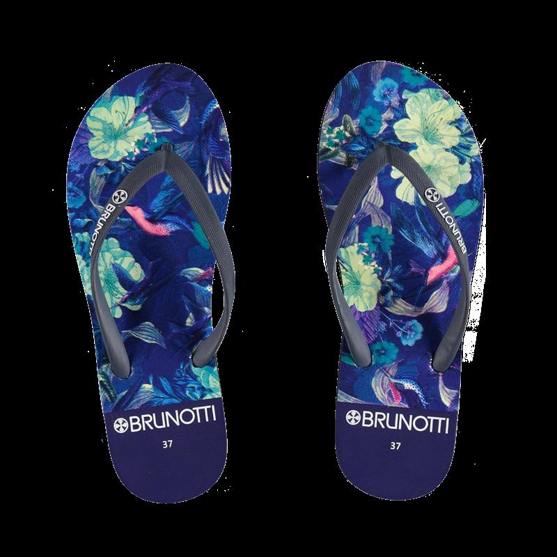 Brunotti Bon Women Slippers (Blauw) - DAMES SLIPPERS - Brunotti online shop