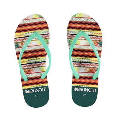 Brunotti Bon Women Slippers. Beschikbaar in 36,37,38,40 (161325101-0625)