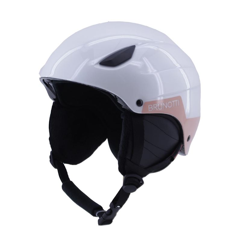 Brunotti Henice 1 Women Helmets (White) - WOMEN SNOW HELMETS - Brunotti online shop