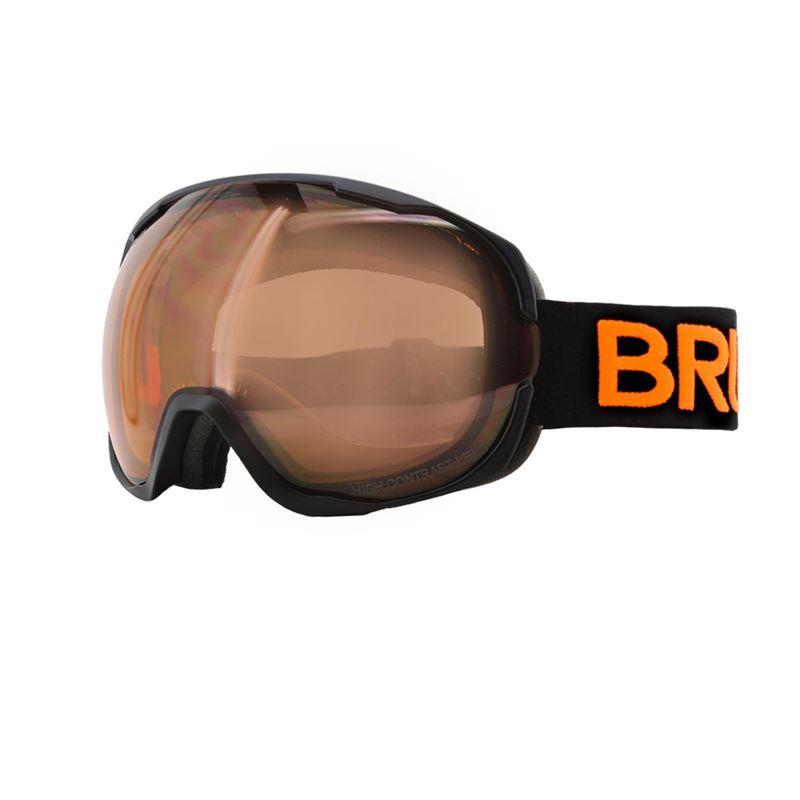 Brunotti Hilan 1 Unisex Goggles (Black) - MEN SNOW GOGGLES - Brunotti online shop