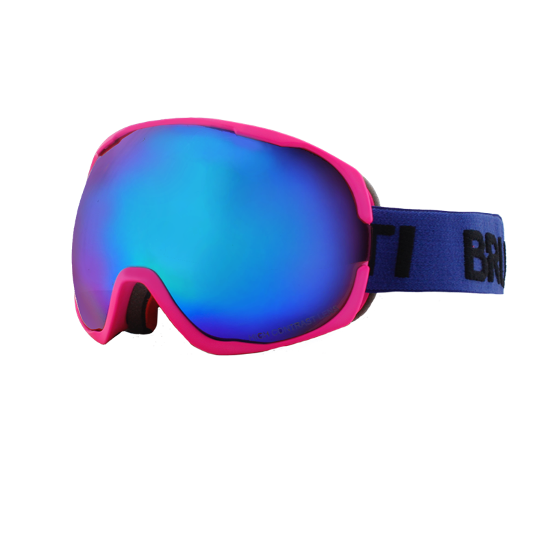 Brunotti Hilan 2 Unisex Goggles (Pink) - MEN SNOW GOGGLES - Brunotti online shop