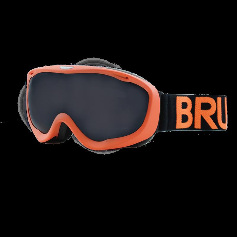 Brunotti Hodena 2 Unisex Goggles (Orange) - MEN SNOW GOGGLES - Brunotti online shop