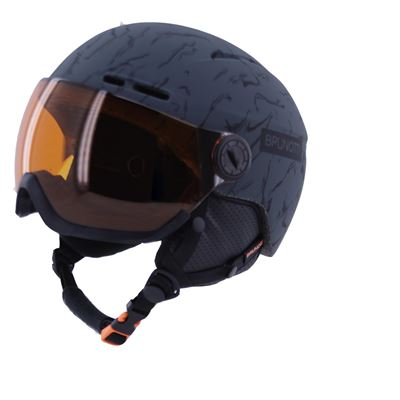 Brunotti Haveo 1 Unisex Helmets. Available in: 53/58,59/61 (162158100-0921)