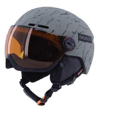 Brunotti Haveo 2 Unisex Helmets. Available in: 53/58,59/61 (162158101-0748)