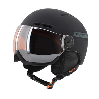 Brunotti Haveo 3 Unisex Helmets. Available in: 53/58,59/61 (162158102-099)
