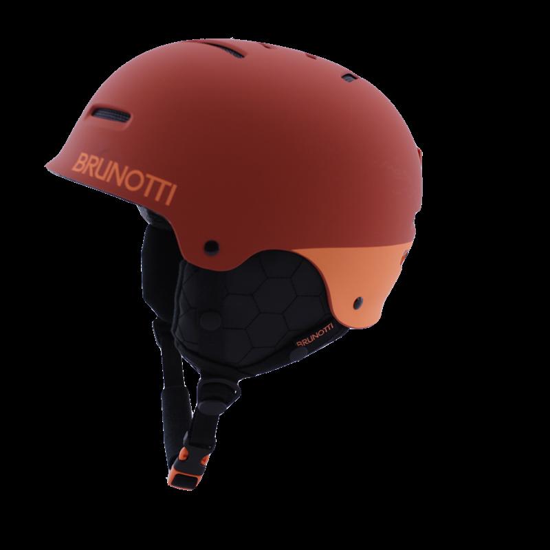 Brunotti Havoli 2 Unisex Helmets (Orange) - MEN SNOW HELMETS - Brunotti online shop