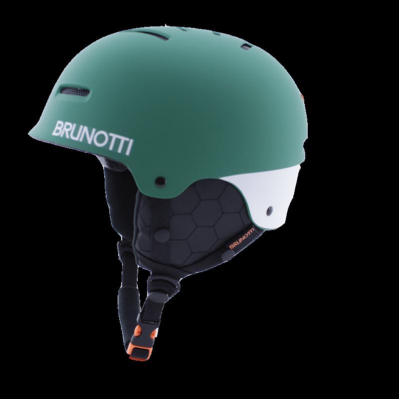 Brunotti Havoli 4 Unisex Helmets (Green) - MEN SNOW HELMETS - Brunotti online shop