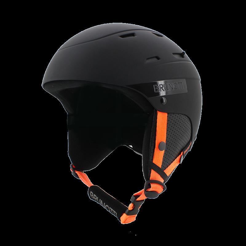 Brunotti Hone 1 Unisex Helmets (Black) - MEN SNOW HELMETS - Brunotti online shop