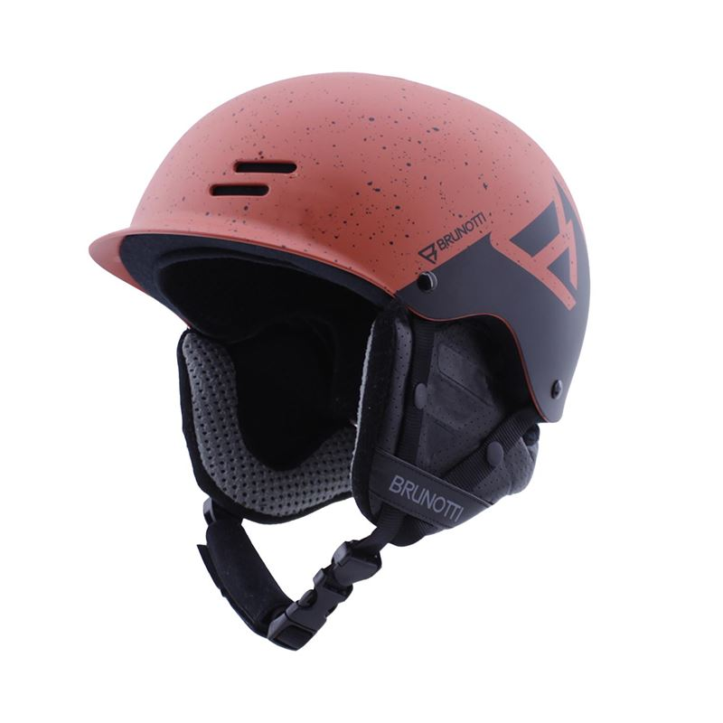Brunotti Bravery 2 Unisex Helmets (Oranje) - HEREN SKI / SNOWBOARD HELMEN - Brunotti online shop